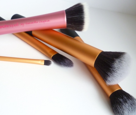 Real Techniques Make-up Brushes