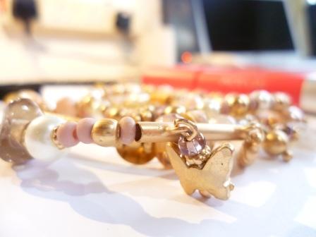Accessorize bracelets