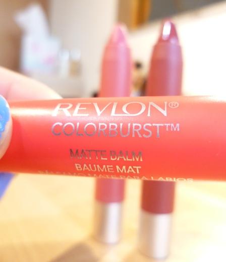 revlon matte colourburst