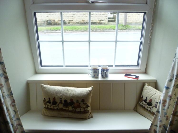 tea window seat
