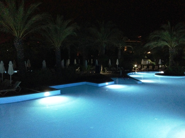 Pool at Liberty Hotels Lara