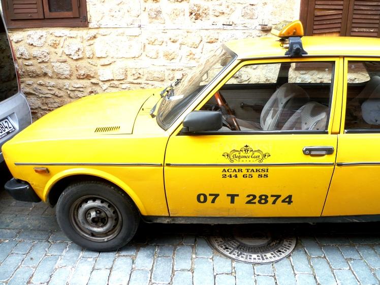 Antalya Taxi